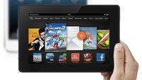 Kindle Fire HD nur heute für 79 Euro: Ergänzung zum iPad