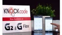 """LG Knock Code - jetzt auch bei weiteren Geräten """"anklopfen"""""""