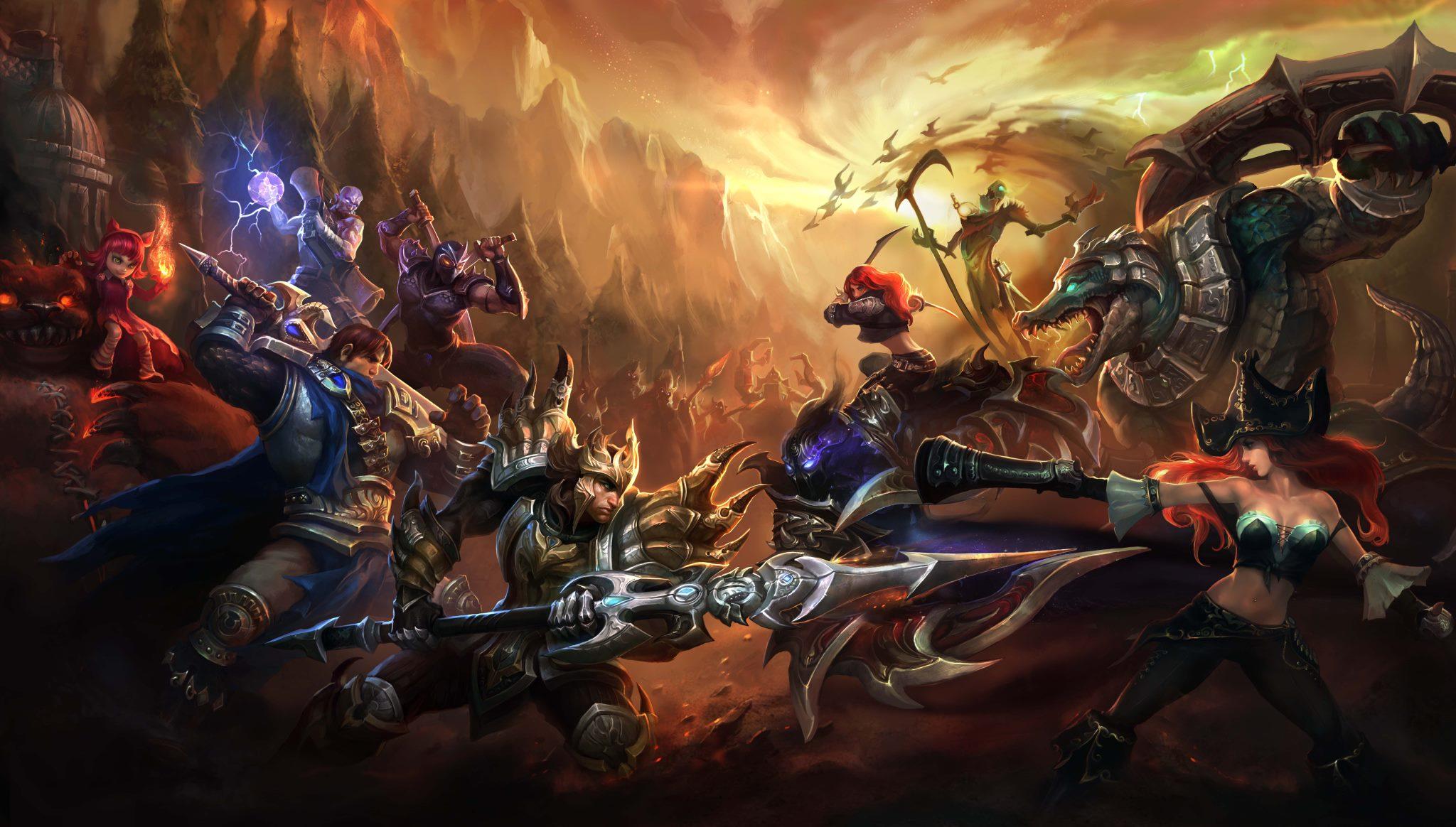 League Of Legends 8 Anfänger Tipps Für Das Meistgespielte Spiel Der