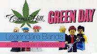 Legendäre Bands als LEGO-Figuren wiederbelebt!