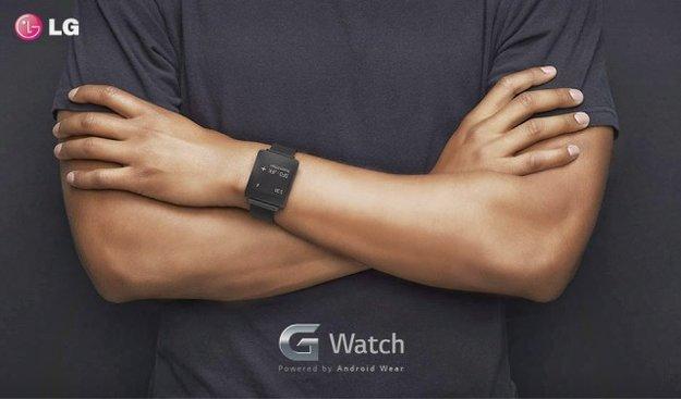LG G Watch: Neue Bilder der kantigen Smartwatch aufgetaucht