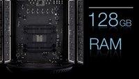 Mac Pro 2013 Arbeitsspeicher: Aufrüsten mit bis zu 128 GB RAM