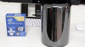 Mac Pro 2013: CPU-Upgrade auf 10-Kern Intel Xeon im Video [Anleitung]