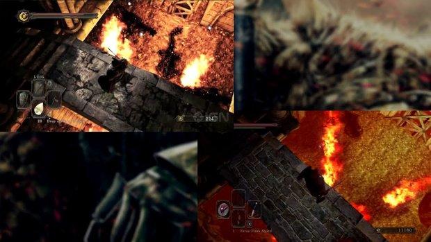 Dark Souls 2: Krasses Grafik-Downgrade zum Release? (Video-Vergleich)