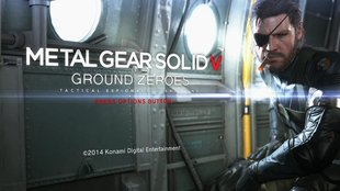 MGS 5 - Ground Zeroes: Peace Walker HD gratis für Vorbesteller