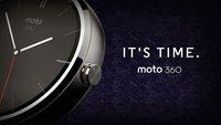 Moto 360: Android Wear-Smartwatch soll im Juli für 249 Euro in den Handel kommen [Gerücht]