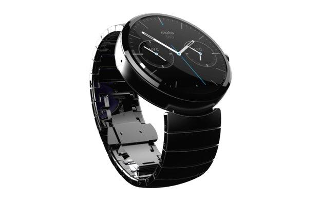 Moto 360: Kabellose Lademöglichkeit per Qi Wireless bestätigt