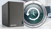 Nur heute: NAS mit Time-Machine-Unterstützung für 105,90 Euro