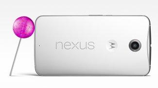 Nexus 6 ist offiziell: Video, Spezifikationen & Bilder