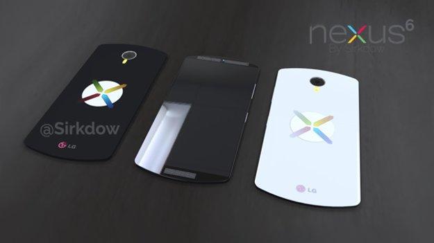 Nexus 6-Konzept: Weit hergeholt - oder doch realistisch?
