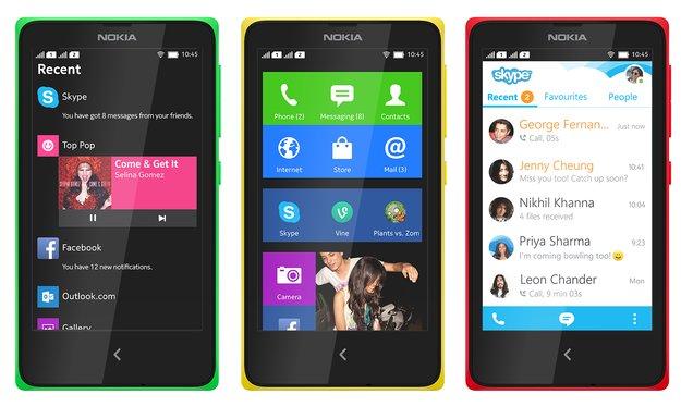 Nokia X: Gerootet, Google Now &amp&#x3B; Play Store auf das Gerät gehackt -- Nokia findet's gut