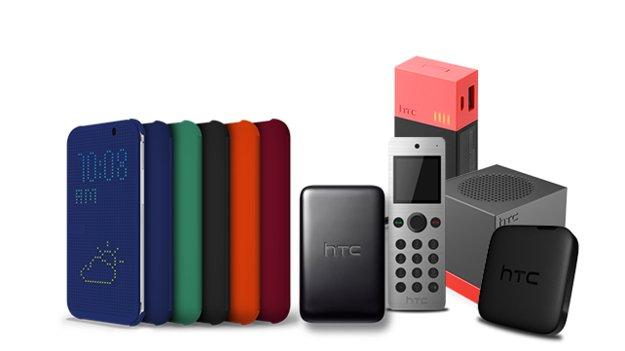 Zubehör für das HTC One (M8) in der Übersicht (Lautsprecher, Cases & mehr)