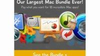 """""""Largest Mac Bundle Ever"""" von Paddle: 18 Apps - Preis selbst bestimmen"""