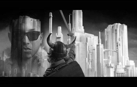 "Woodkid: Pharrell Williams' ""Happy"" in traurig"