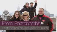 Promi Photobombs - Photobombs die sich wohl jeder wünscht