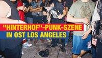 """""""Hinterhof""""-Punk-Szene in Ost Los Angeles"""