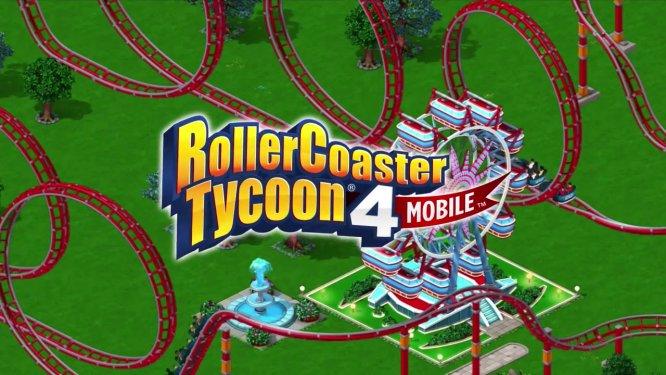 RollerCoaster Tycoon 4 Mobile: Ab sofort für iOS erhältlich