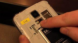 Samsung Galaxy S5: So sieht es von innen aus