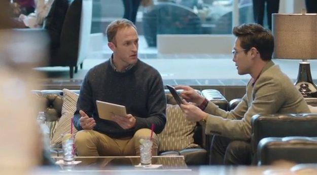 Neuer Samsung-Werbespot: Was iPad, Surface und Kindle alles nicht können