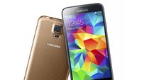 Samsung Galaxy S5: Goldene Version vorerst exklusiv bei Vodafone erhältlich