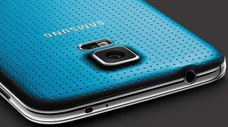Samsung Galaxy S5: Erste Firmware steht zum Download bereit