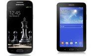 Galaxy S4 und Galaxy Tab 3 7.0 für 19,99 €/Monat mit Vodafone Smart M