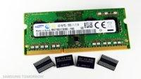 Samsung stellt 4 GByte großen DDR4-Arbeitsspeicher für Smartphones her