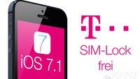 Telekom: iOS 7.1 entfernt SIM-Locks bei allen iPhones von Bestandskunden