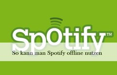 Spotify offline hören: So...