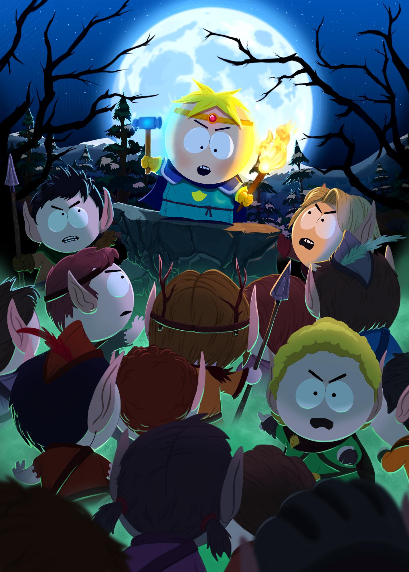 South Park The Stick Of Truth Test Lang Und Hart Und Leicht