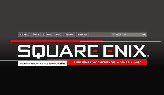Steam: Square Enix-Wochenende mit Deus Ex, Just Cause, Hitman und mehr