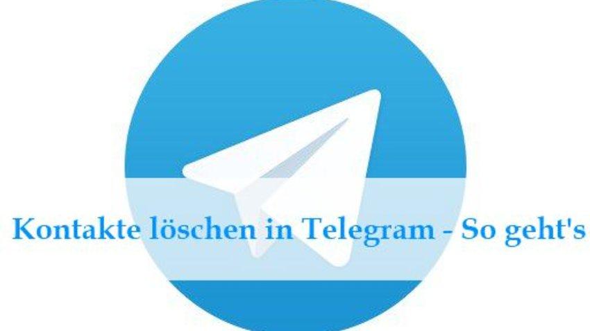 Telegram Kontakte
