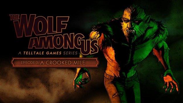 The Wolf Among Us: Teaser zur nächsten Episode zeigt Bigbys animalische Seite