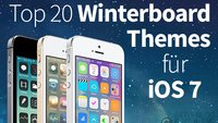 Top 20 Winterboard Themes für iOS 7 in Cydia