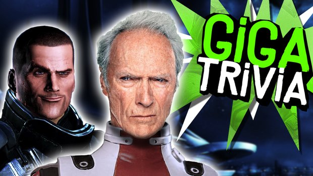 GIGA Trivia #39: Clint Eastwood in Mass Effect & die Kinder des Turok