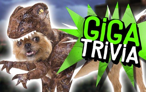 GIGA Trivia #38: Nutzlose Raptoren, böser Kopierschutz & F*ck Man