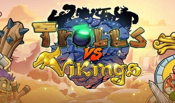 Trolls vs Vikings: Wie Plants vs. Zombies, nur anders (Vergleich)