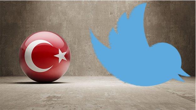 """Türkei blockte Twitter wegen """"Gesetzesverstößen"""""""