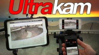 Ultrakam macht aus iPhone und iPad 2K-Videokameras für Filmemacher
