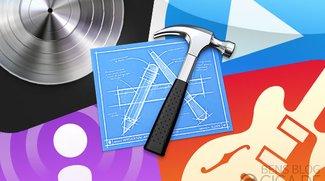 Update-Wahn: Remote, GarageBand, Podcasts, Logic Remote, Xcode 5.1