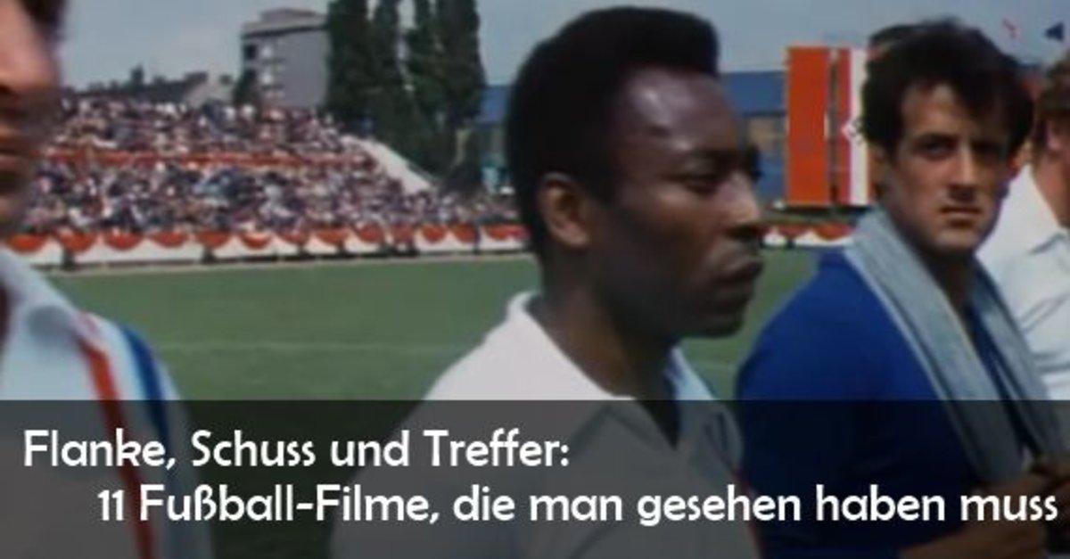 11 Fußball-Filme, die man gesehen haben muss – Flanke, Schuss und ...