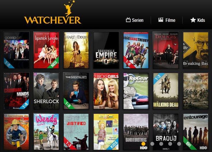filme und serien online stream