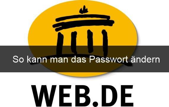 Passwort ändern bei Web.de: So geht es, das sollte man beachten