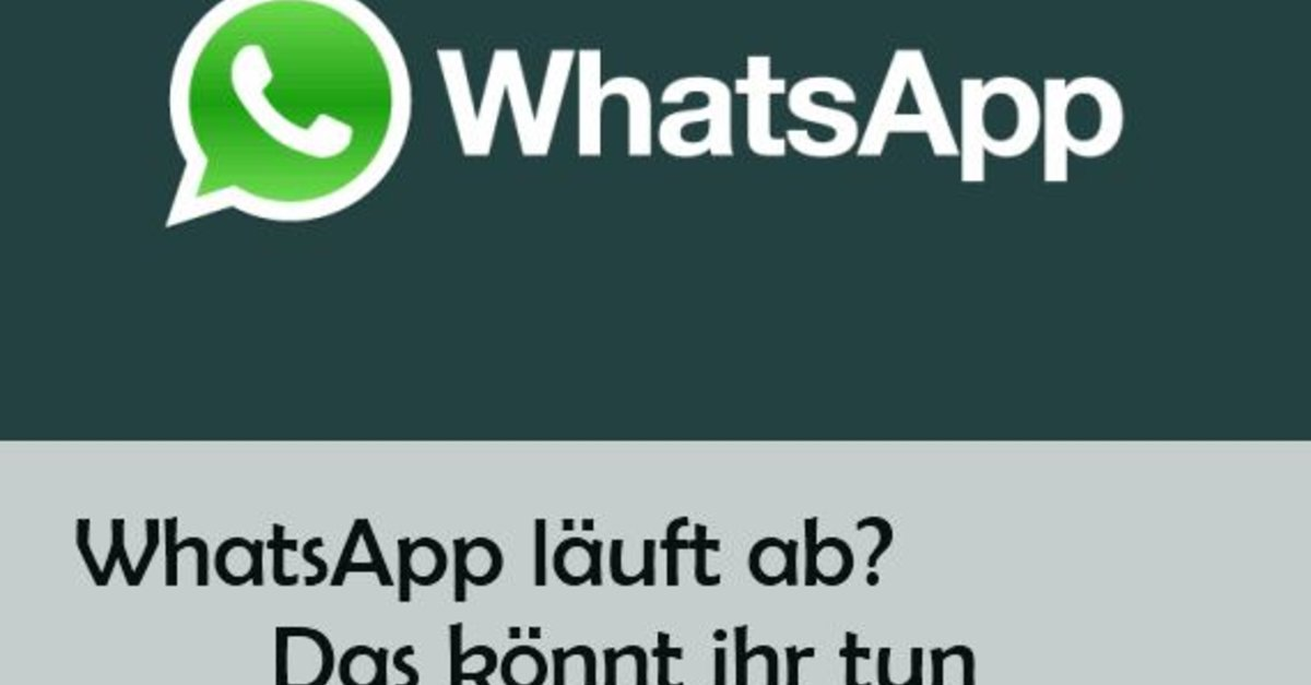whatsapp status verlängern