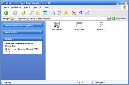 UTILITY CLEANUP WINDOWS TÉLÉCHARGER 2.5.0.1 INSTALLER