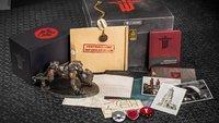 Wolfenstein - The New Order: Collector's Edition ohne Spiel