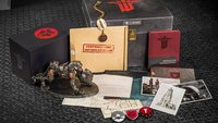 Wolfenstein - The New Order: Collector's Edition ohne Spiel