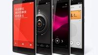 Xiaomi RedMi Note: Phablet sendet persönliche Daten an Server in China [Update]