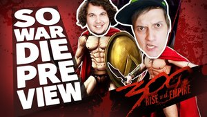 """""""300: RISE OF AN EMPIRE"""" - So war die Youtuber Preview"""