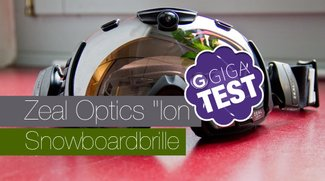 "Zeal Optics ""Ion"" - Test - Snowboardbrille"